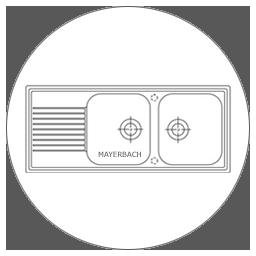Mayerbach Sinks