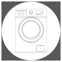 Mayerbach Washing Machine