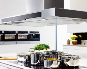 Mayerbach Island Kitchen